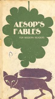 Cover of: Aesop's Fables for Modern Readers by Aesop