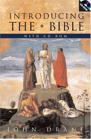 Cover of: Introducing the Bible | John Drane