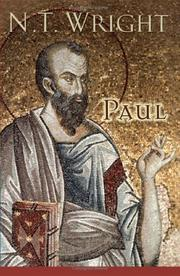 Cover of: Paul | N. T. Wright