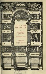 Cover of: The coin collector