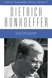Cover of: Discipleship