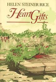 Cover of: Heart Gifts (Poems)