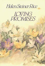 Cover of: Loving Promises