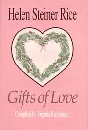 Cover of: Gifts of love