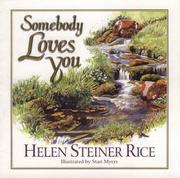 Cover of: Somebody loves you