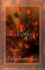 Cover of: Heart gifts | Helen Steiner Rice