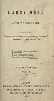 Cover of: Harry Muir