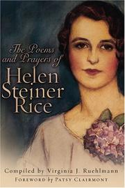 Cover of: The poems and prayers of Helen Steiner Rice