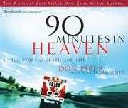 Cover of: 90 Minutes in Heaven | Don Piper