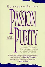 Passion And Purity Ebook