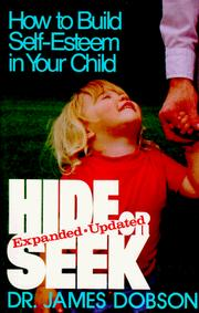 Cover of: Hide or Seek | James Dobson
