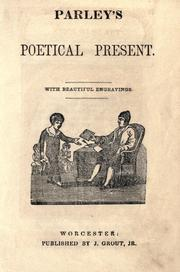 Cover of: Parley's poetical present |