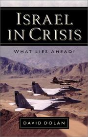 Cover of: Israel in Crisis | David Dolan