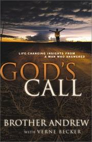 Cover of: Gods Call | Brother Andrew