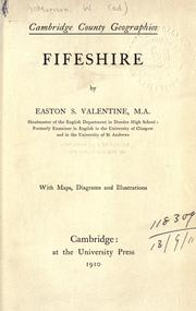 Cover of: Fifeshire
