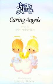 Cover of: Precious Moments caring angels