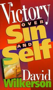Cover of: Victory over Sin and Self