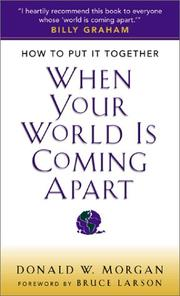 Cover of: When Your World Is Coming Apart