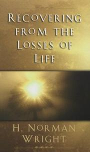 Cover of: Recovering from the losses of life