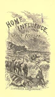 Cover of: Home influence