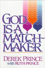 Cover of: God is a matchmaker