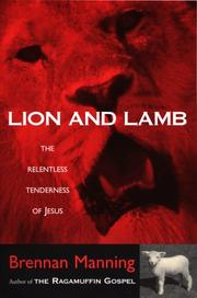 Cover of: Lion and lamb
