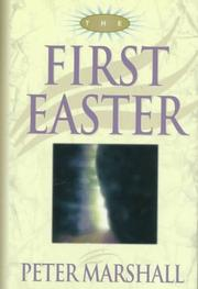 The first Easter by Marshall, Peter