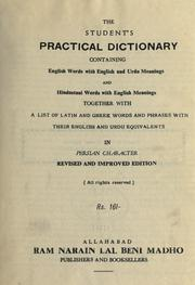 The student 39 s practical dictionary containing english for Together dictionary