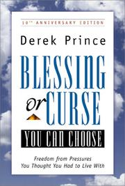 Cover of: Blessing or curse: you can choose!