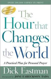 Cover of: The Hour That Changes the World