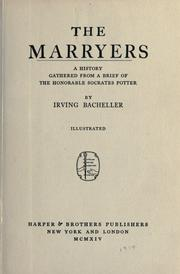 Cover of: The martyers: a history gathered from a brief of the honorable Socrates potter