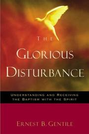 Cover of: The Glorious Disturbance