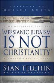 Cover of: Messianic Judaism Is Not Christianity