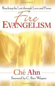 Cover of: Fire Evangelism | ChГ© Ahn