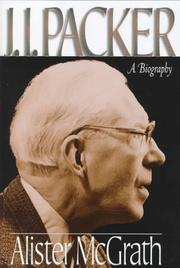 Cover of: J.I. Packer