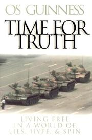Cover of: Time for truth