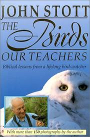 Cover of: The Birds Our Teachers