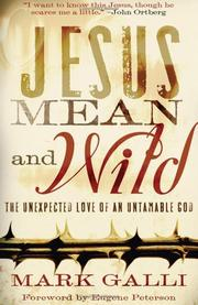 Cover of: Jesus Mean and Wild