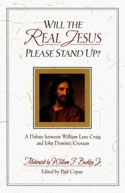 Cover of: Will the real Jesus please stand up?