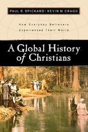 Cover of: A global history of Christians