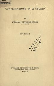 Cover of: Conversations in a studio