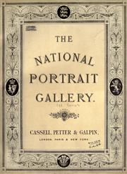 Cover of: The National Portrait Gallery