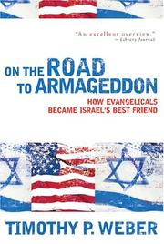 Cover of: On the Road to Armageddon | Timothy P. Weber