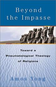 Cover of: Beyond the Impasse | Amos Yong