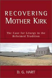 Cover of: Recovering Mother Kirk