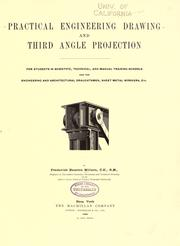 Cover of: Practical engineering drawing and third angle projection