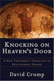 Cover of: Knocking on Heavens Door