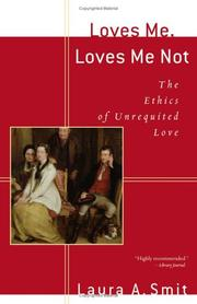 Cover of: Loves Me, Loves Me Not | Laura A. Smit