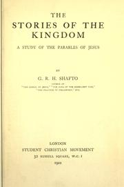 Cover of: The stories of the Kingdom