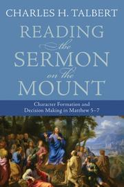 Cover of: Reading the Sermon on the Mount | Charles H. Talbert